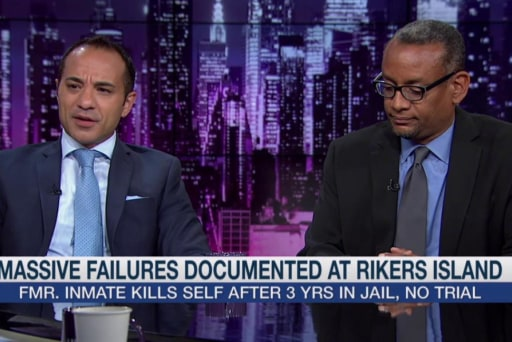Fixing Rikers and the prison system