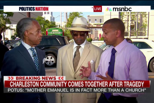 Emanuel AME's legacy in Charleston
