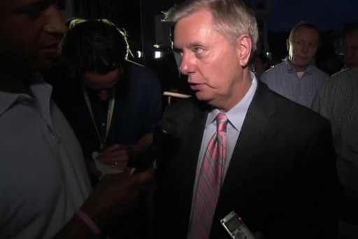 Graham at 'loss' after Charleston shooting