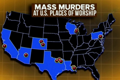Are houses of worship 'vulnerable targets'?