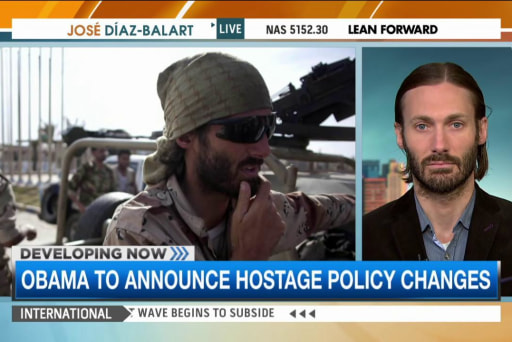 US hostage policies set to shift