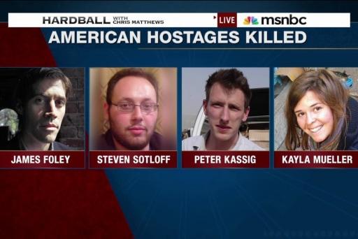 Bringing American hostages home