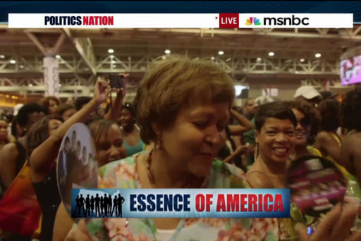 Celebrating Community at the Essence Festival