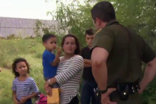 US border security response under revision
