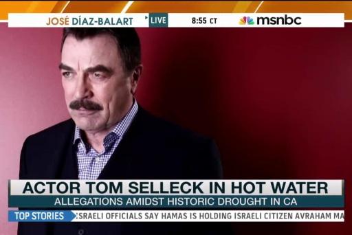 California Water District sues actor