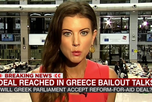Deal reached in Greece bailout talks