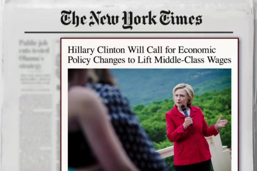 Hillary to give 'major speech' on the economy
