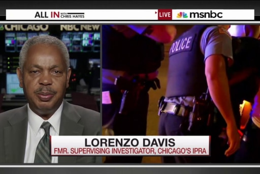 Chicago police shooting investigator fired