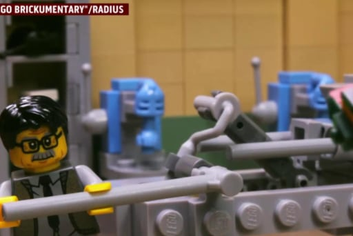 New doc goes behind the scenes of Lego
