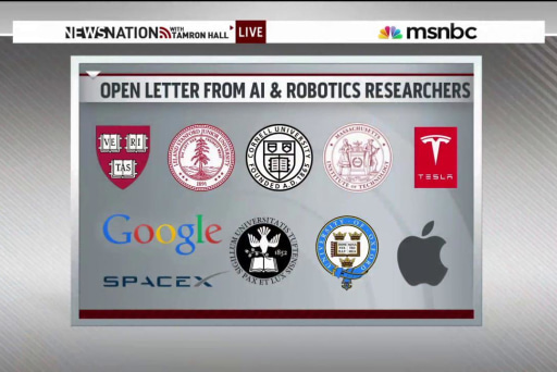 Artificial Intelligence 'Arms Race' warning