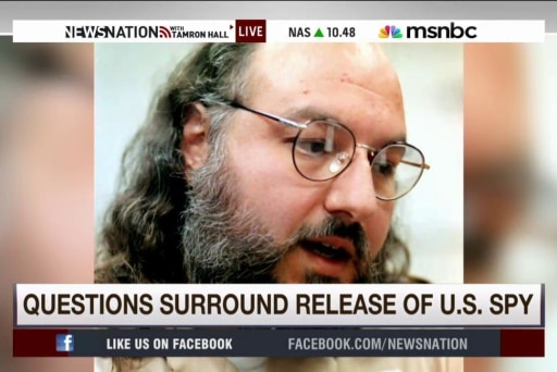 Questions surround release of US spy