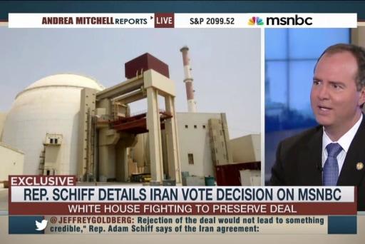 Top Democrat: I will support the Iran deal