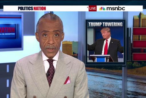 Trump's momentum get him the silent treatment