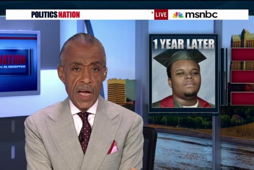 Mike Brown: One Year Later