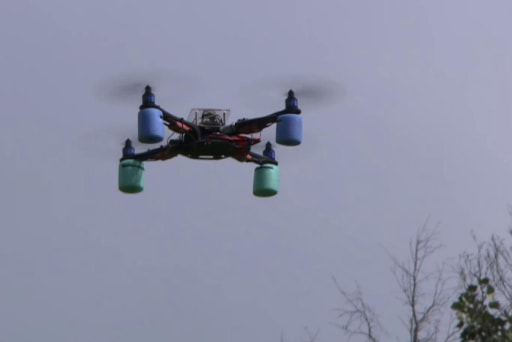 FAA issues warning for hobbyist drone users