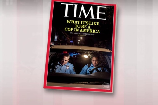 Police officers weigh in on their jobs in...