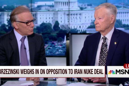 Dr. Brzezinski: Iran nuke deal is a 'process'