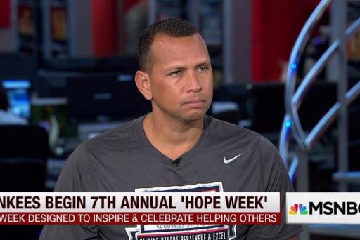 Yankees on season, Hope Week