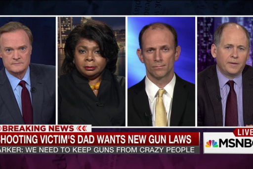 Dad of VA shooting victim calls for gun laws