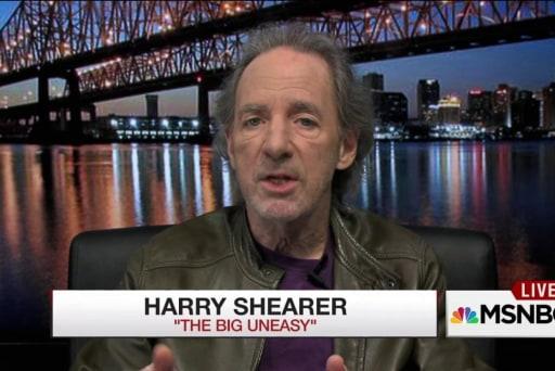 Harry Shearer on Hurricane Katrina