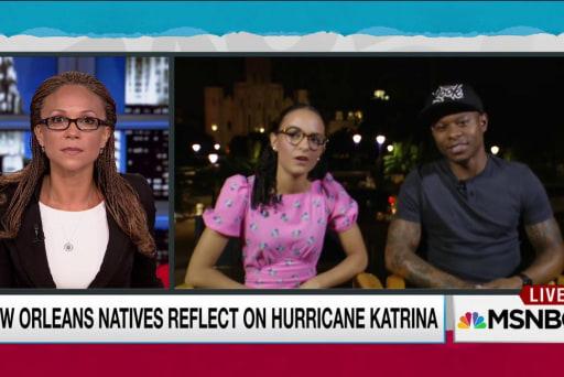 Katrina kids look back at lives interrupted