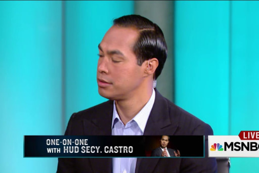 Julian Castro responds to Trump comments
