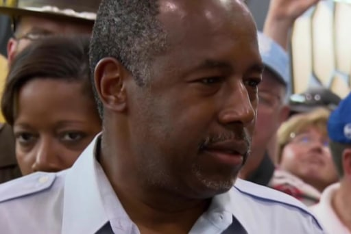 Ben Carson, the unlikely frontrunner