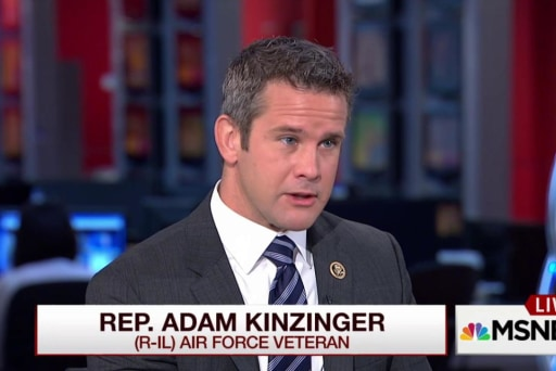 GOP rep.: Trump is more tone than substance
