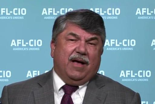 AFL-CIO head on Clinton and Sanders race