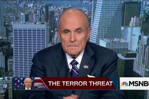 Giuliani on the terror threat following 9/11