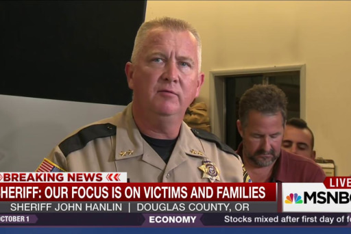 Sheriff refuses to say name of Oregon shooter