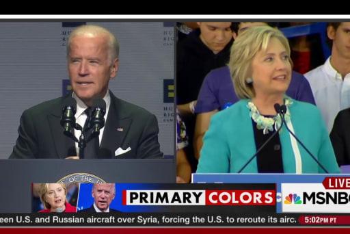'Draft Biden' effort shifts into high gear