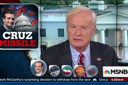 Cruz: Trump supporters will eventually be...