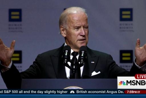 Let Me Finish: The tricky matter of Joe Biden