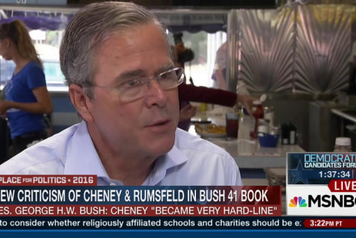 New criticism of Cheney, Rumsfeld in book