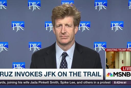 JFK family members respond to Cruz