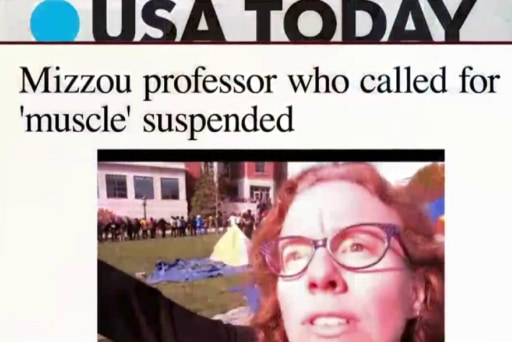 Mizzou 'muscle' professor suspended
