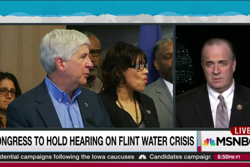 FBI probing criminality of Flint water crisis