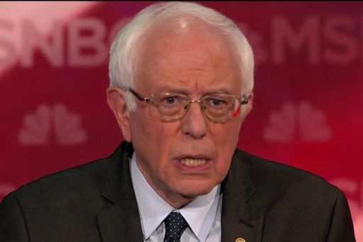 Sanders: Government should not do the killing