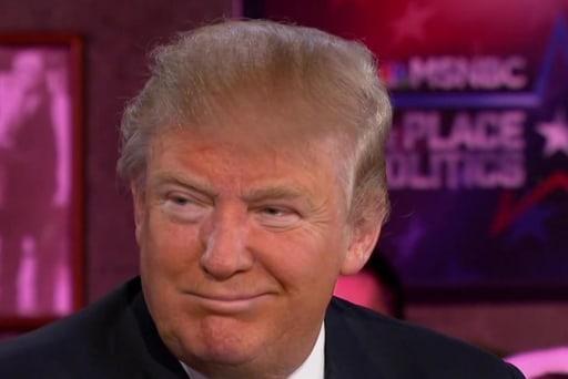 Trump word association: Clinton 'evil' in...