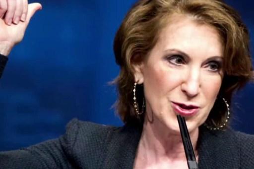 Fiorina: The Trump attack 'trailblazer'?