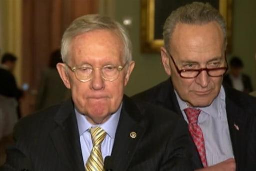 The saga of congressional gridlock