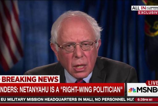 The Bernie Sanders Interview