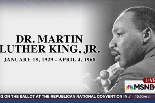 Remembering RFK's memorial of MLK in 1968