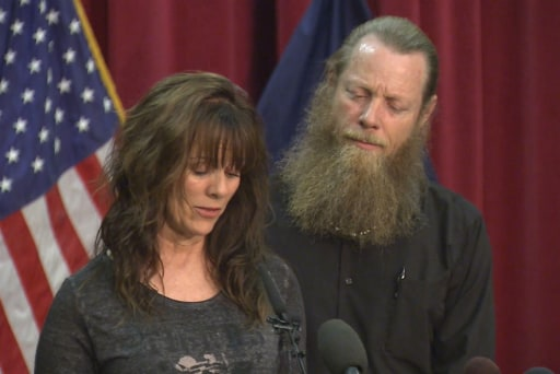Freed soldier's parents express gratitude
