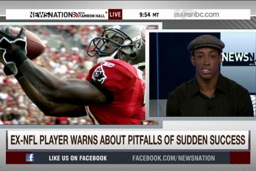 Phillip Buchanon: 'New Money: Staying Rich'