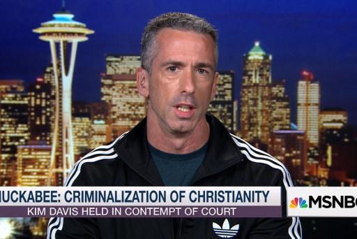 Savage: Anti-gay marriage argument is 'crap'