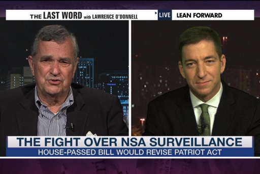 First prominent apology over Snowden?