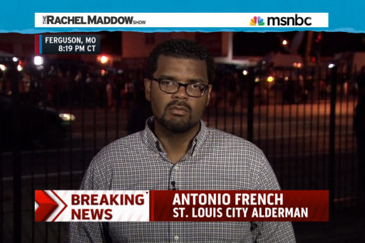 Lack of voice seen as key to Ferguson unrest