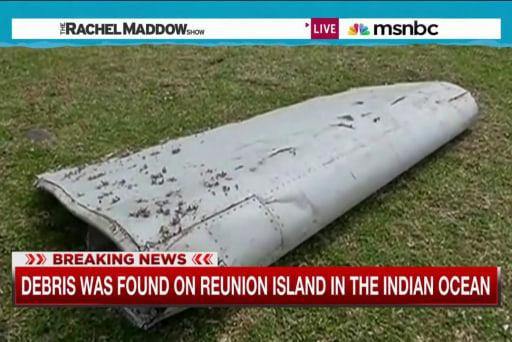 New piece likely from missing Malaysia plane